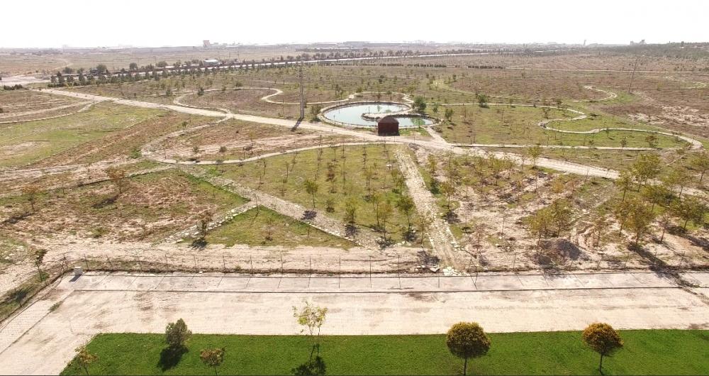 Konyaspor'un tesisleri havadan görüntülendi 6