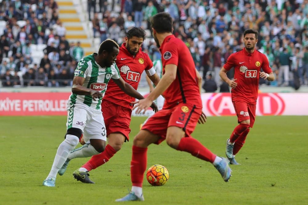 Torku Konyaspor - Eskişehirspor 12