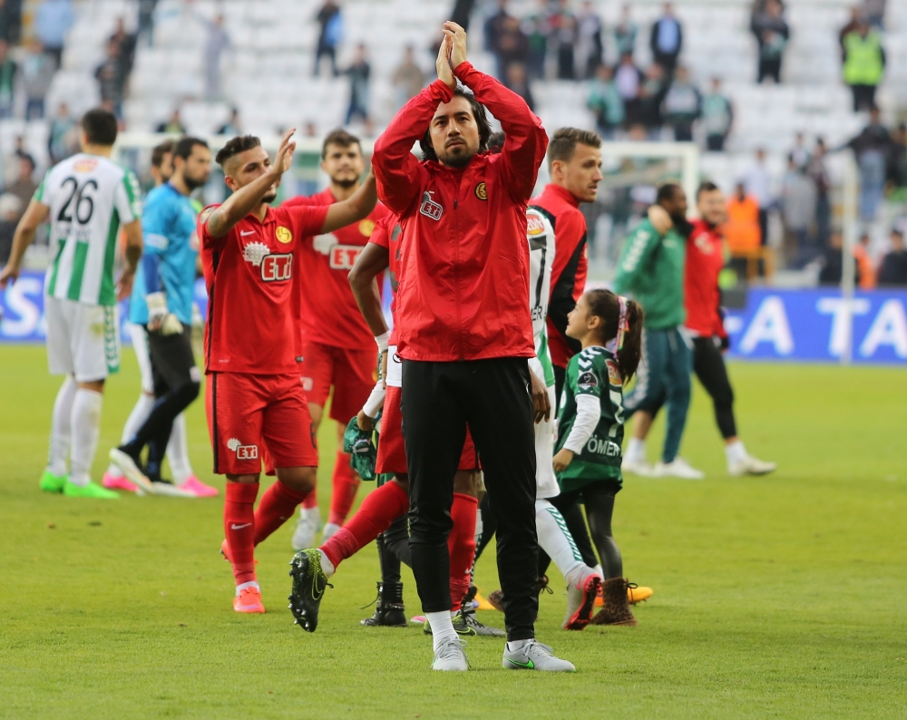 Torku Konyaspor - Eskişehirspor 15