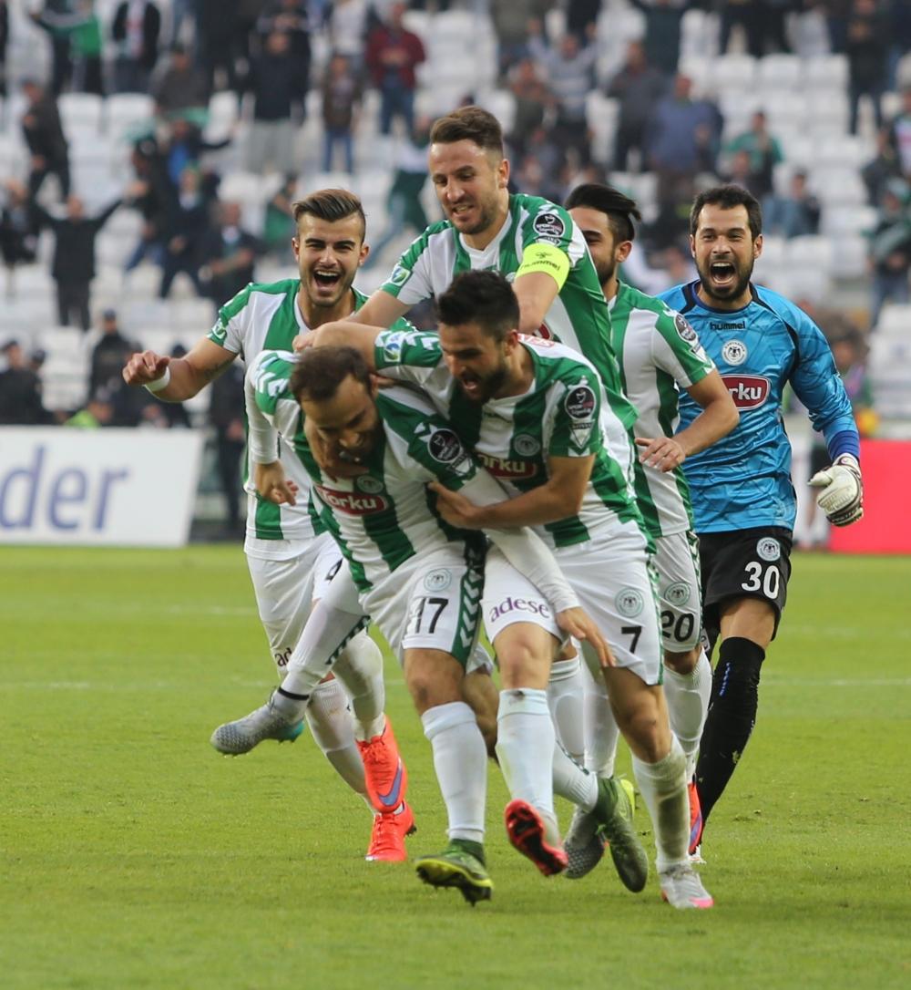 Torku Konyaspor - Eskişehirspor 18