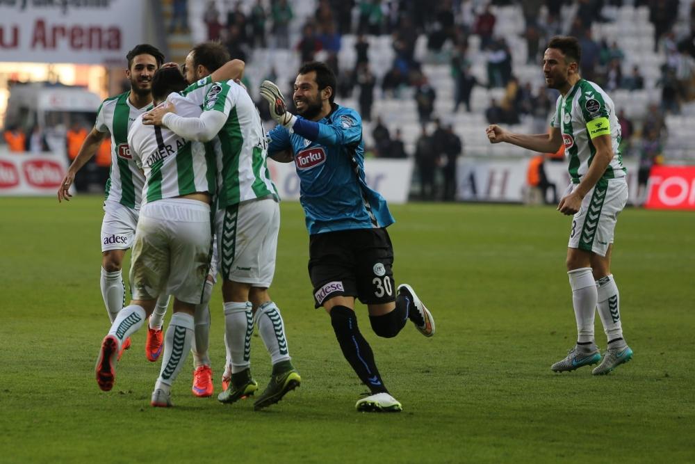 Torku Konyaspor - Eskişehirspor 19