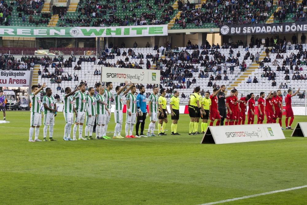Torku Konyaspor - Eskişehirspor 5
