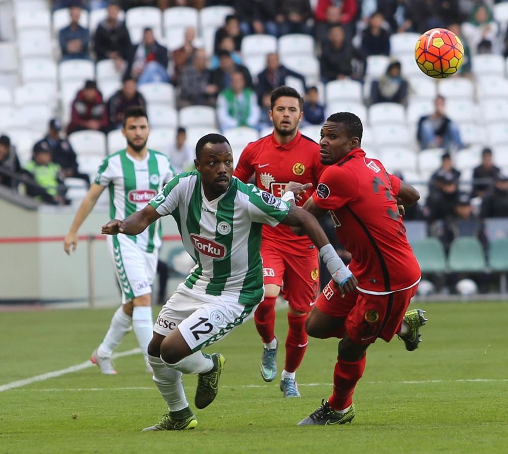 Torku Konyaspor - Eskişehirspor 7