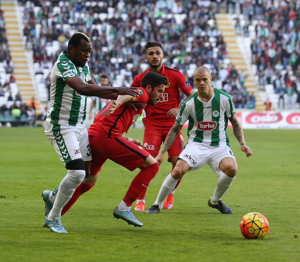 Torku Konyaspor - Eskişehirspor 8