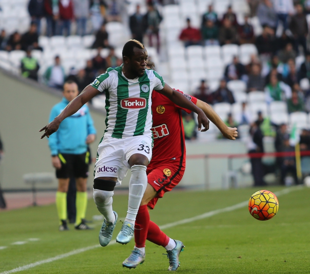 Torku Konyaspor - Eskişehirspor 9