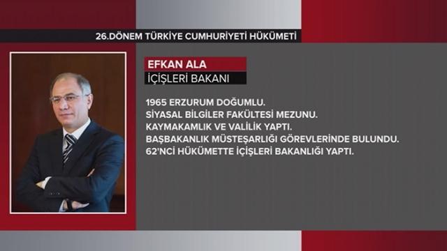 Türkiye Cumhuriyeti 64. Hükümeti 10