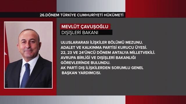 Türkiye Cumhuriyeti 64. Hükümeti 15
