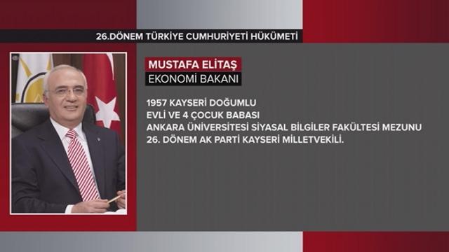 Türkiye Cumhuriyeti 64. Hükümeti 16