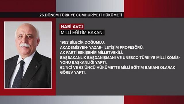 Türkiye Cumhuriyeti 64. Hükümeti 24