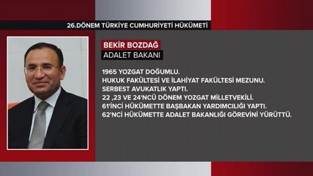 Türkiye Cumhuriyeti 64. Hükümeti 7