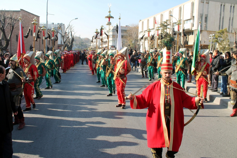 Şeb-i Arus törenleri başladı 11