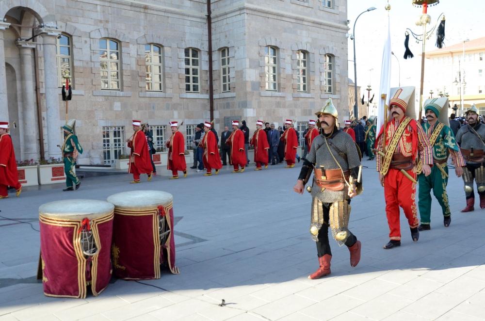 Şeb-i Arus törenleri başladı 7