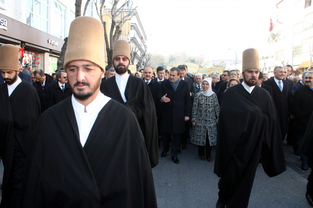 Şeb-i Arus törenleri başladı 9