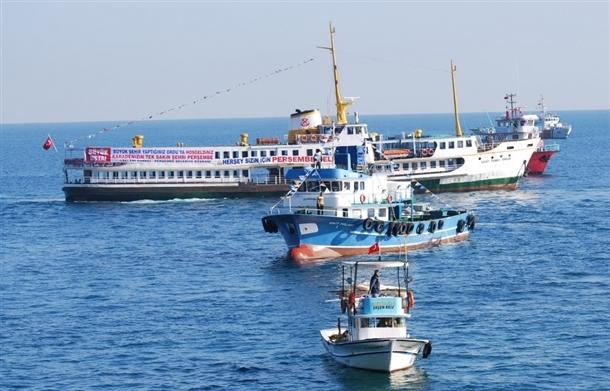 Başbakan Erdoğan'a balıkçı sürprizi 2