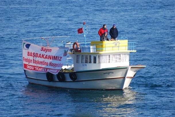 Başbakan Erdoğan'a balıkçı sürprizi 3