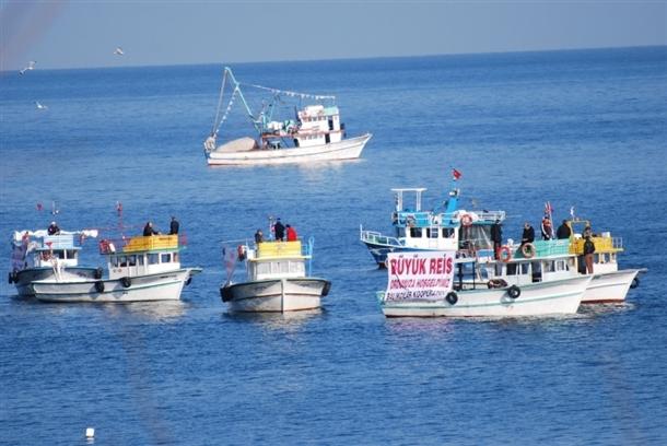 Başbakan Erdoğan'a balıkçı sürprizi 4