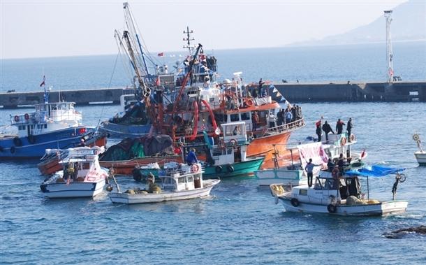 Başbakan Erdoğan'a balıkçı sürprizi 5