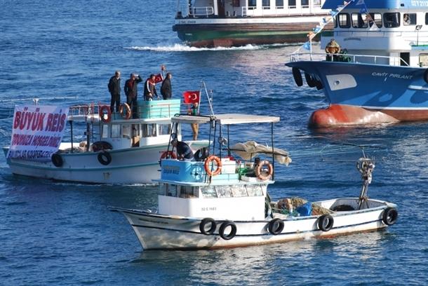 Başbakan Erdoğan'a balıkçı sürprizi 7