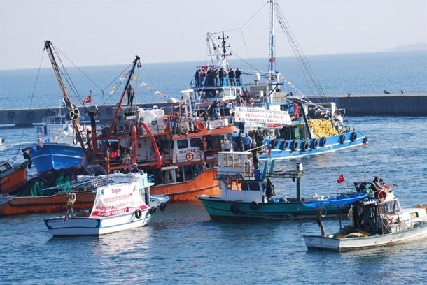 Başbakan Erdoğan'a balıkçı sürprizi 8