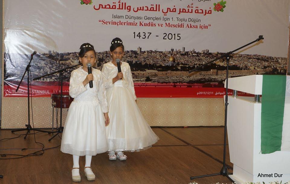 Mehir Vakfı'ndan Filistinli gençlere toplu düğün 12