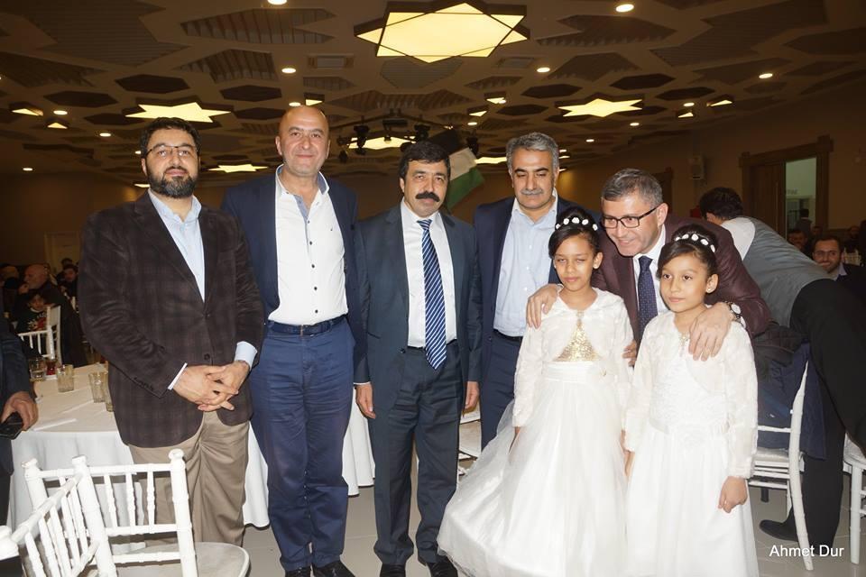 Mehir Vakfı'ndan Filistinli gençlere toplu düğün 13