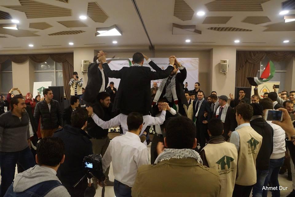 Mehir Vakfı'ndan Filistinli gençlere toplu düğün 16