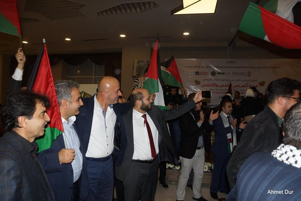 Mehir Vakfı'ndan Filistinli gençlere toplu düğün 18