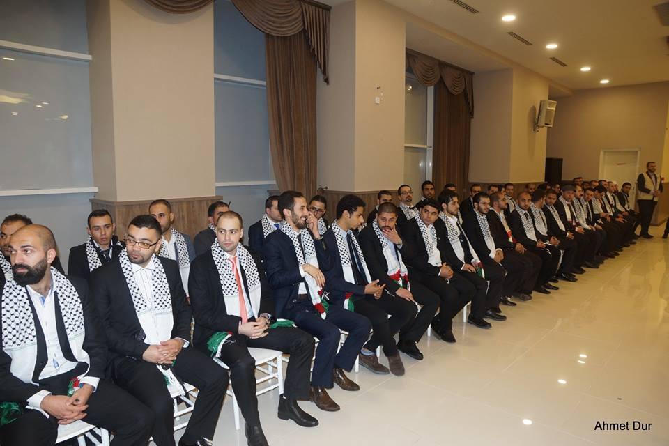 Mehir Vakfı'ndan Filistinli gençlere toplu düğün 2
