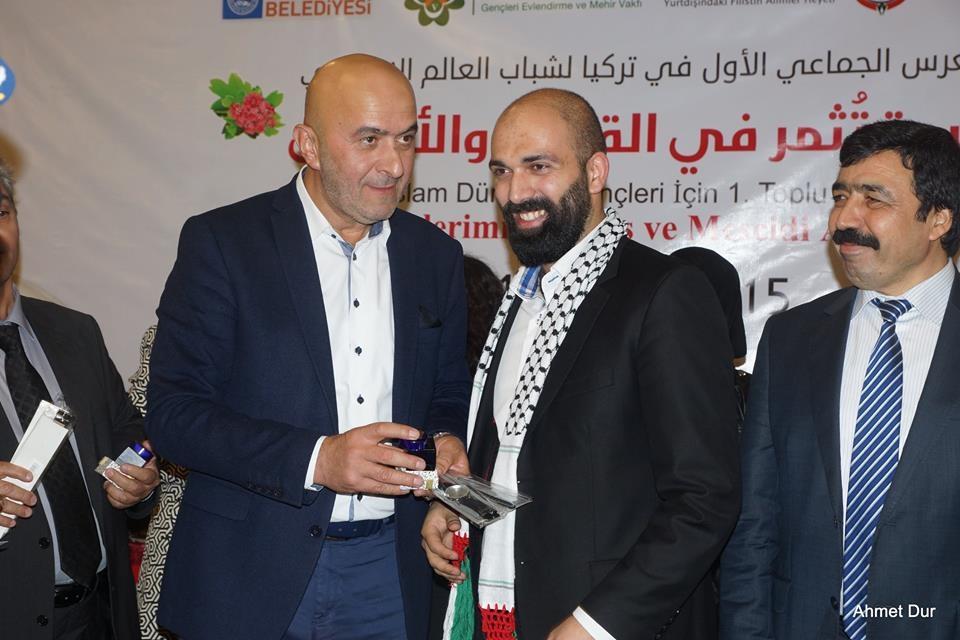 Mehir Vakfı'ndan Filistinli gençlere toplu düğün 28