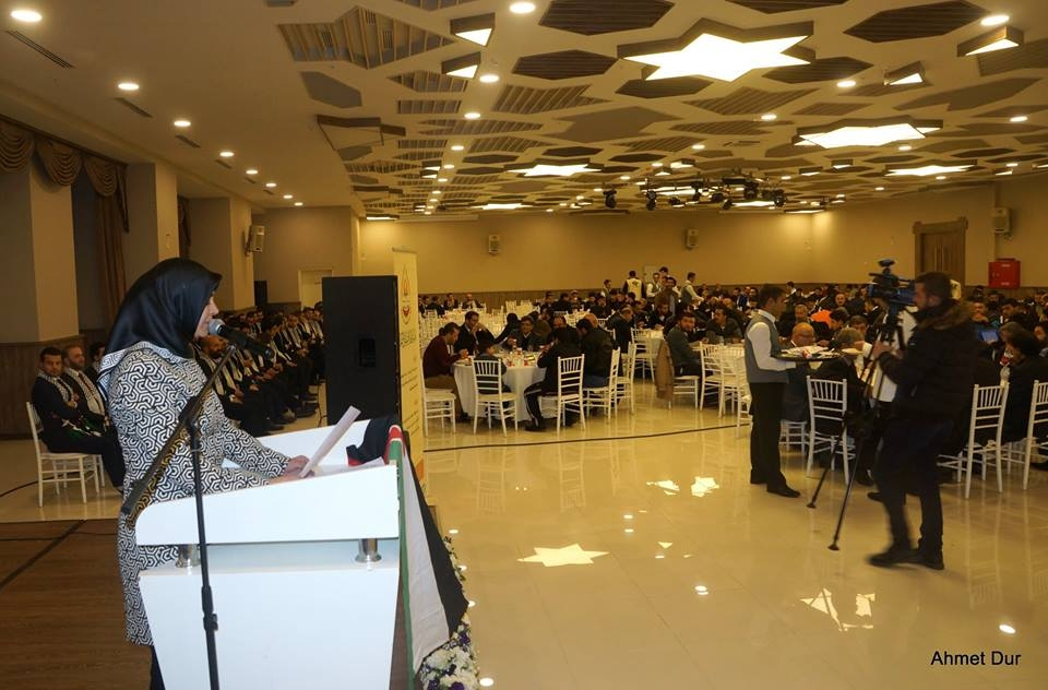 Mehir Vakfı'ndan Filistinli gençlere toplu düğün 9