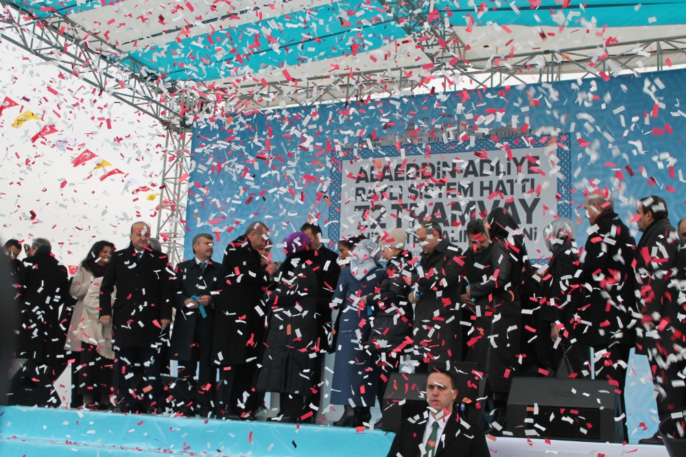 Cumhurbaşkanı Erdoğan Konya'da konuştu 14