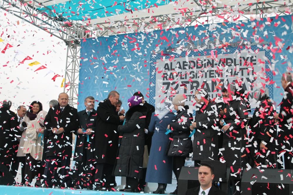 Cumhurbaşkanı Erdoğan Konya'da konuştu 15