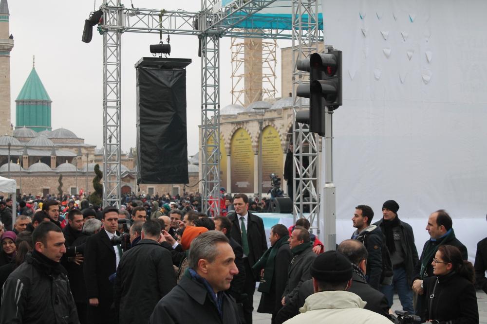 Cumhurbaşkanı Erdoğan Konya'da konuştu 17