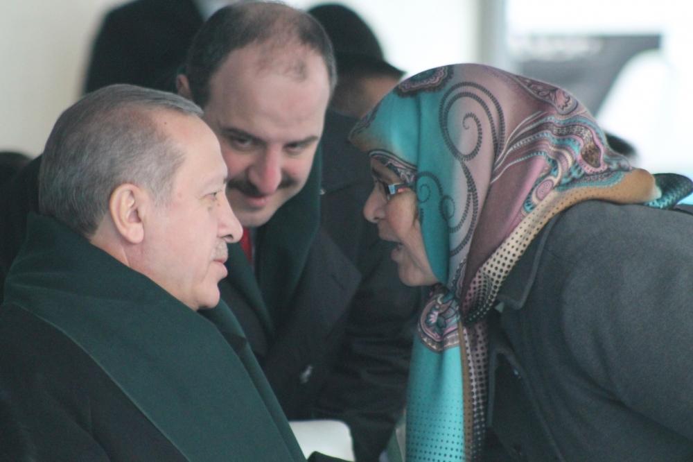 Cumhurbaşkanı Erdoğan Konya'da konuştu 19
