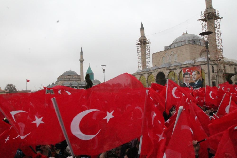 Cumhurbaşkanı Erdoğan Konya'da konuştu 2