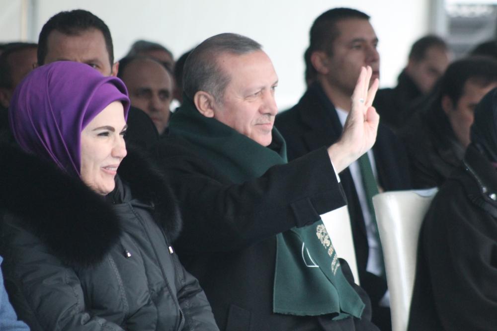 Cumhurbaşkanı Erdoğan Konya'da konuştu 20