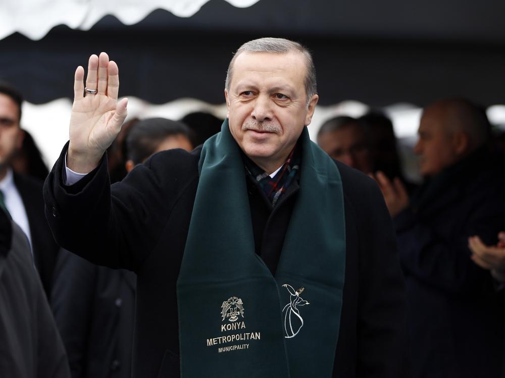 Cumhurbaşkanı Erdoğan Konya'da konuştu 21