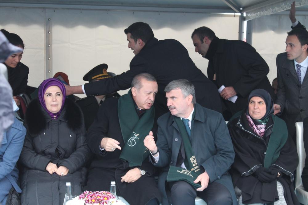 Cumhurbaşkanı Erdoğan Konya'da konuştu 5