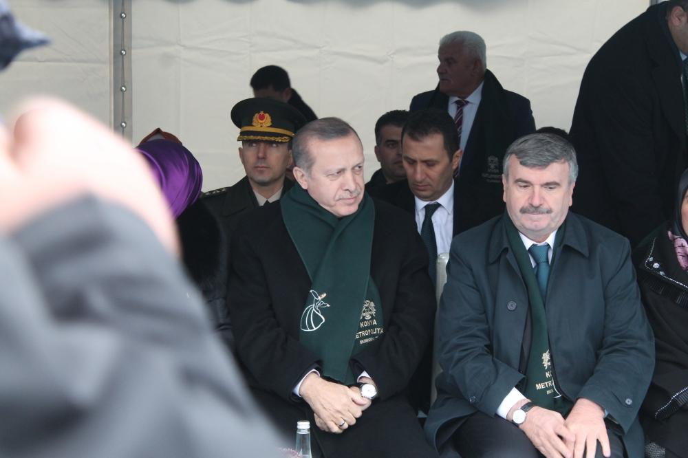 Cumhurbaşkanı Erdoğan Konya'da konuştu 6
