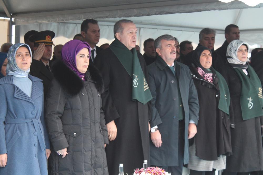 Cumhurbaşkanı Erdoğan Konya'da konuştu 8