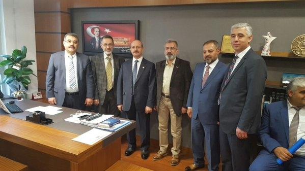 MÜSİAD Heyeti Başkent'e çıkarma yaptı 10
