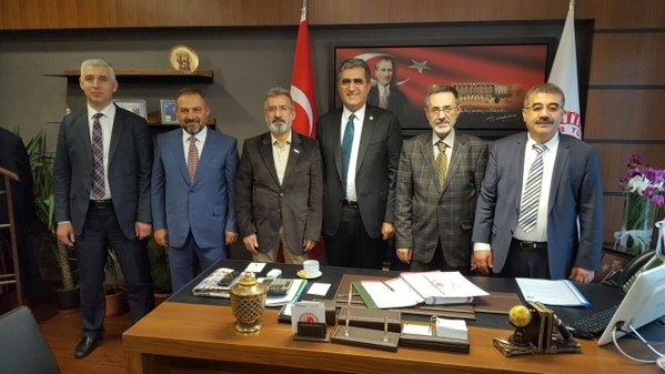 MÜSİAD Heyeti Başkent'e çıkarma yaptı 20
