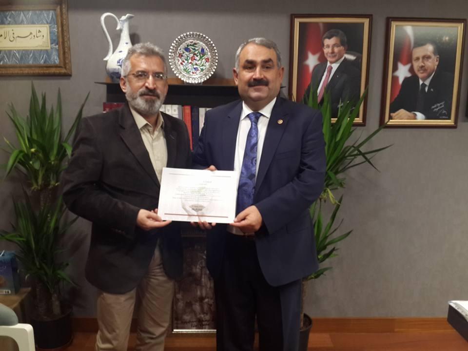 MÜSİAD Heyeti Başkent'e çıkarma yaptı 5
