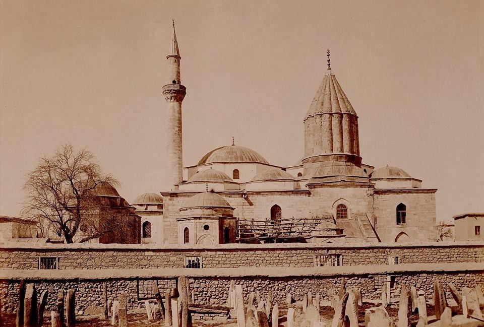Konya'nın hiç görülmemiş tarihi fotoğrafları 1