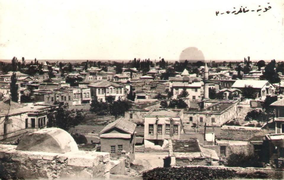 Konya'nın hiç görülmemiş tarihi fotoğrafları 13