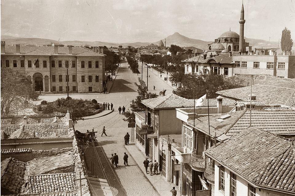 Konya'nın hiç görülmemiş tarihi fotoğrafları 3