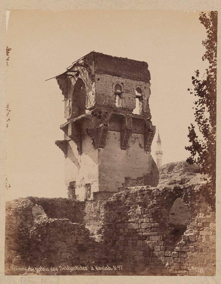 Konya'nın hiç görülmemiş tarihi fotoğrafları 6