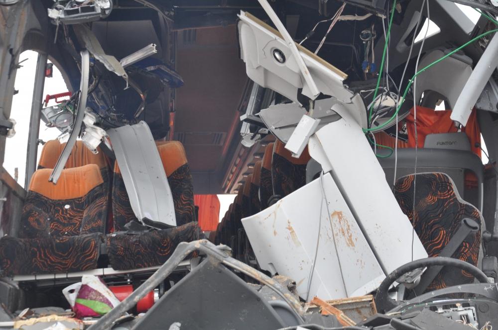 Konya'da trafik kazası: 6 ölü 13