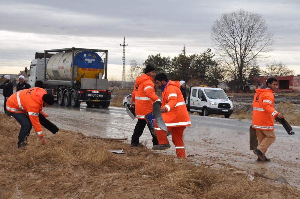 Konya'da trafik kazası: 6 ölü 15