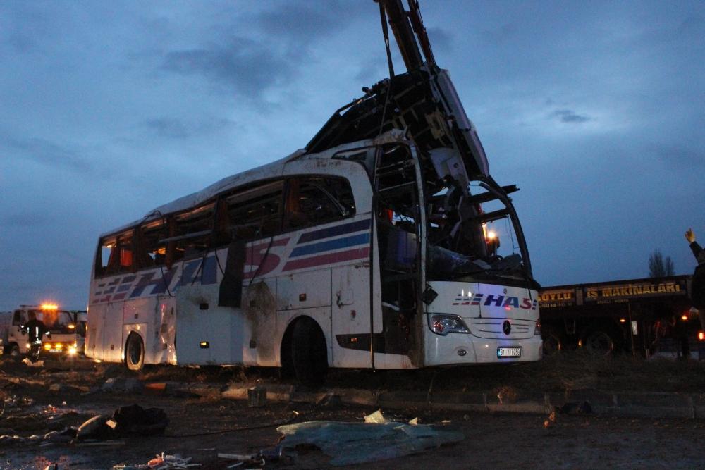 Konya'da trafik kazası: 6 ölü 5